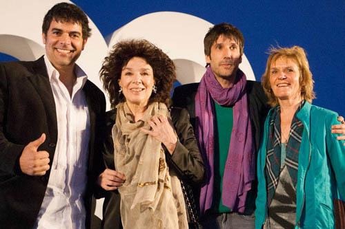 Jesus Garcia, Graciela Borges, Juan Cruz Bordeu, Kate Kirby