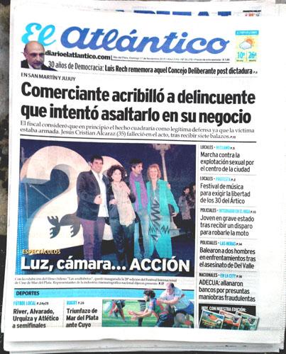 500 Newspaper 1