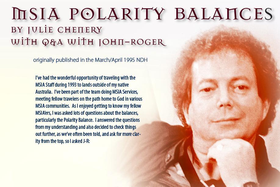 J-Rpolarity