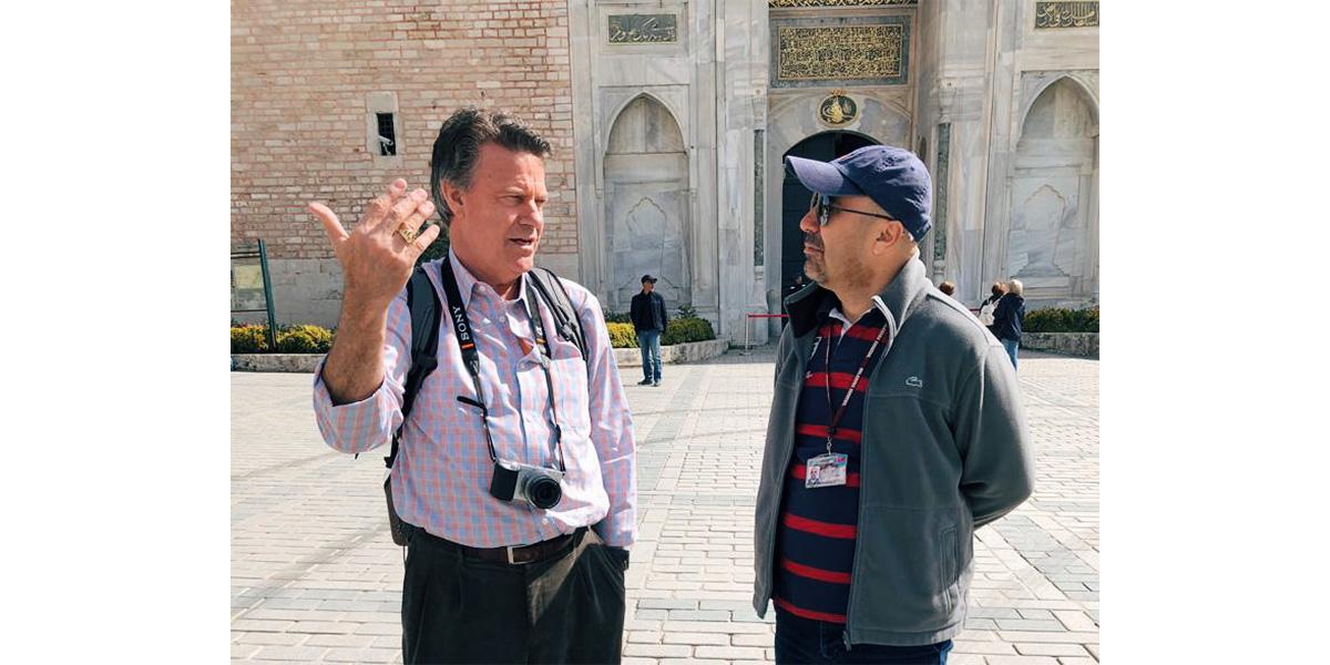 An Update from John Morton in Turkey