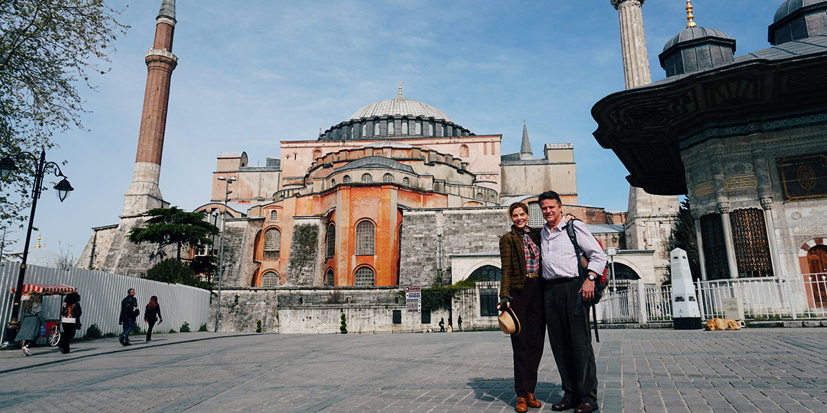 Inspiring Photos from John & Leigh's Recent Travels in Turkey