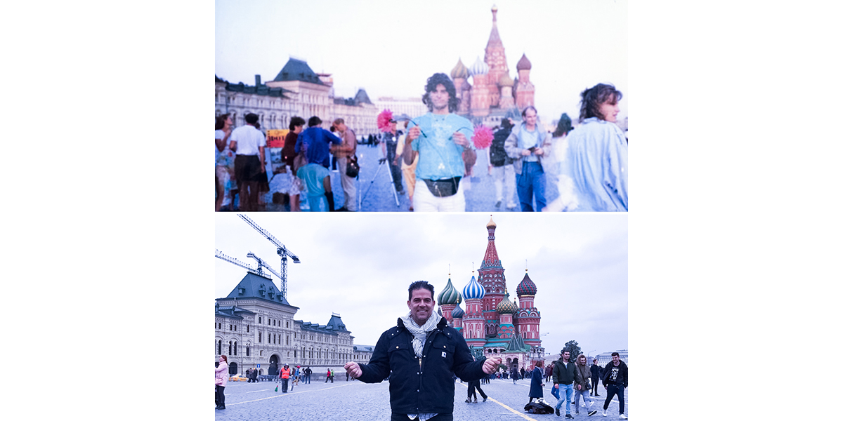 FromRussia(and London) With Love