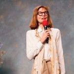 Leigh Taylor-Young hosts the Easter Eve Seminar