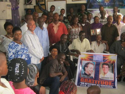 Gratitude Class in Nigeria