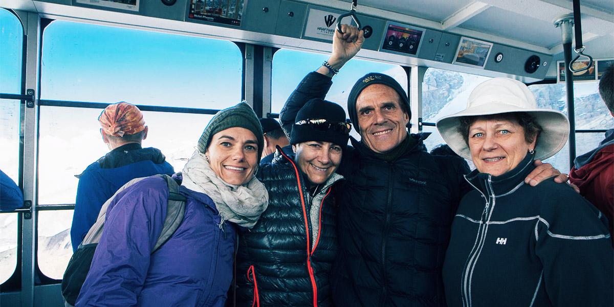 Heaven On Earth Tour 2018   Zermatt, Switzerland   Day 4