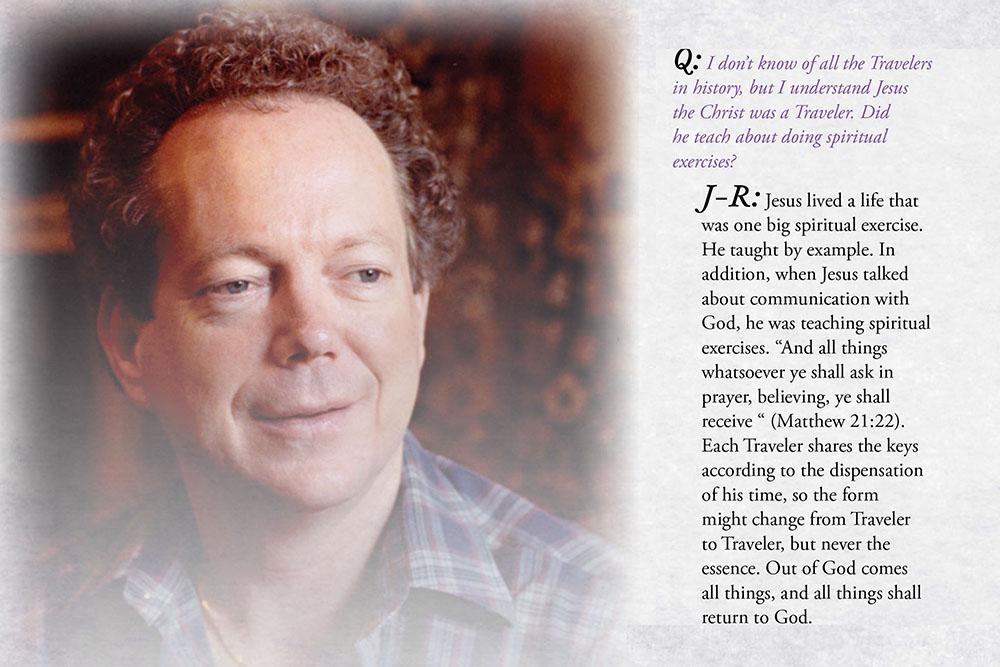 John-Roger Q&A on the Christ