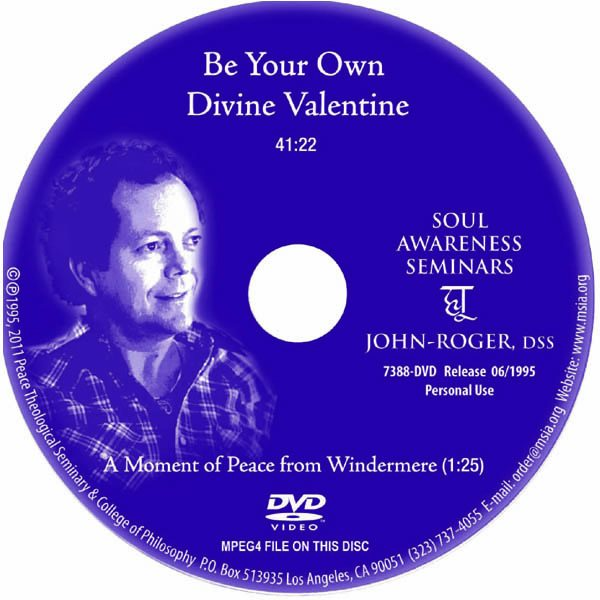 Be Your Own Divine Valentine